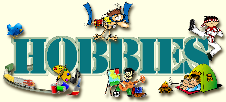 Indoor Hobbies - How many hobbies do you have?